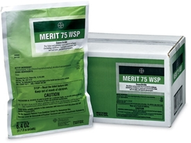 Merit 75WSP Imidacloprid Insecticide, Bayer