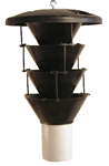Lindgren Funnel Trap 4-Funnel Insect Trap, Synergy Semiochemicals