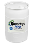Roundup Pro Concentrate Herbicide, 30 Gal.