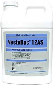 VectoBac 12AS Bti Biological Mosquito & Black Fly Larvicide, Valent