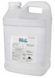 DES-X Insecticidal Soap Concentrate, OMRI Listed, Certis USA