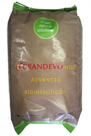 Grandevo WDG Bioinsecticide Miticide, OMRI Listed, Marrone Bio Innovations
