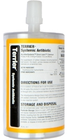 Terrier Systemic Antibiotic, Wedgle Direct-Inject