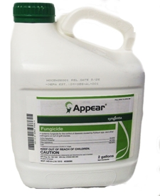 Appear Fungicide, Syngenta
