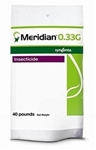 Meridian 0.33G Insecticide, 40 Lbs.