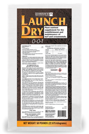 Launch Dry 0-0-1 Plant Nutrient Supplement, PBI Gordon