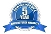 Treegator Original 5 Year Warranty